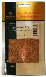 Dried Grapefruit Peel- 1 oz