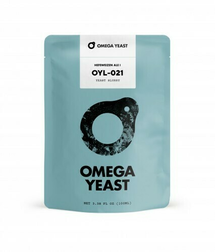 OYL-021 Hefeweizen Ale