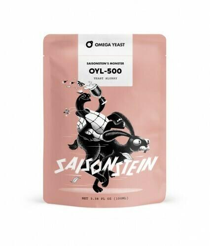 OYL-500 Saisonstein's Monster Yeast