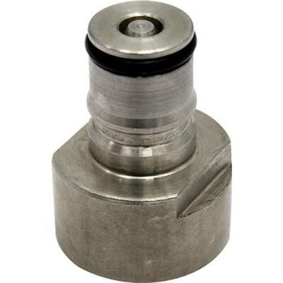 Ball Lock Post for Sankey Tap - Liquid