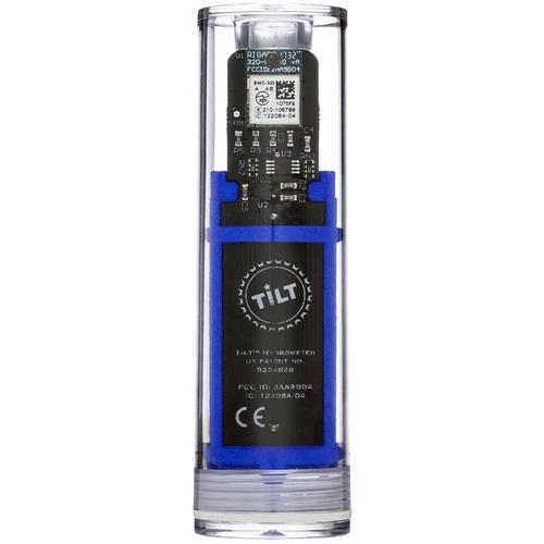 Tilt Hydrometer Blue