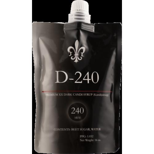 D240 Belgian Candi Syrup 1lb