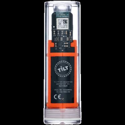 Tilt Hydrometer Orange