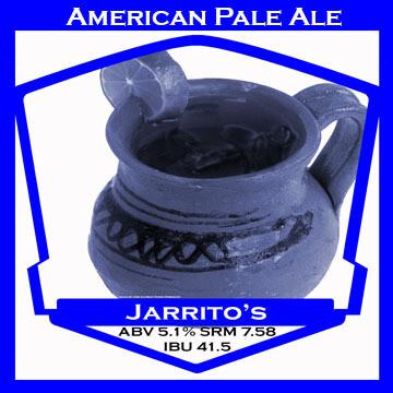 Jarritos Pale Ale (SABRO)- PBS Kit