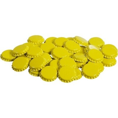 O2 Absorbing Yellow Crown Caps- 144 ct.