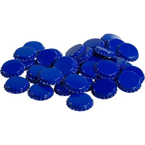 O2 Absorbing Blue Crown Caps