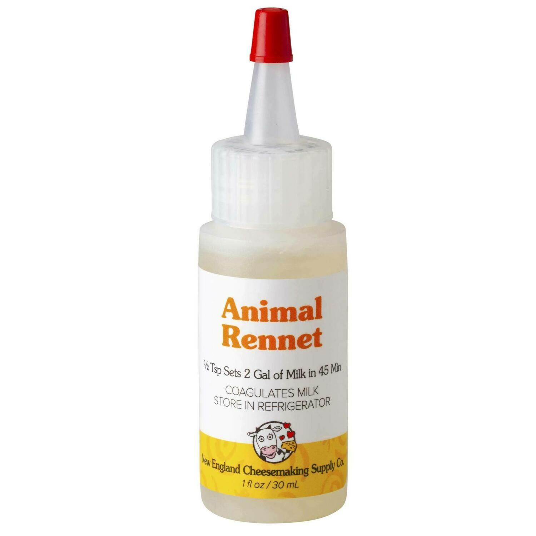 Animal Rennet 2 oz