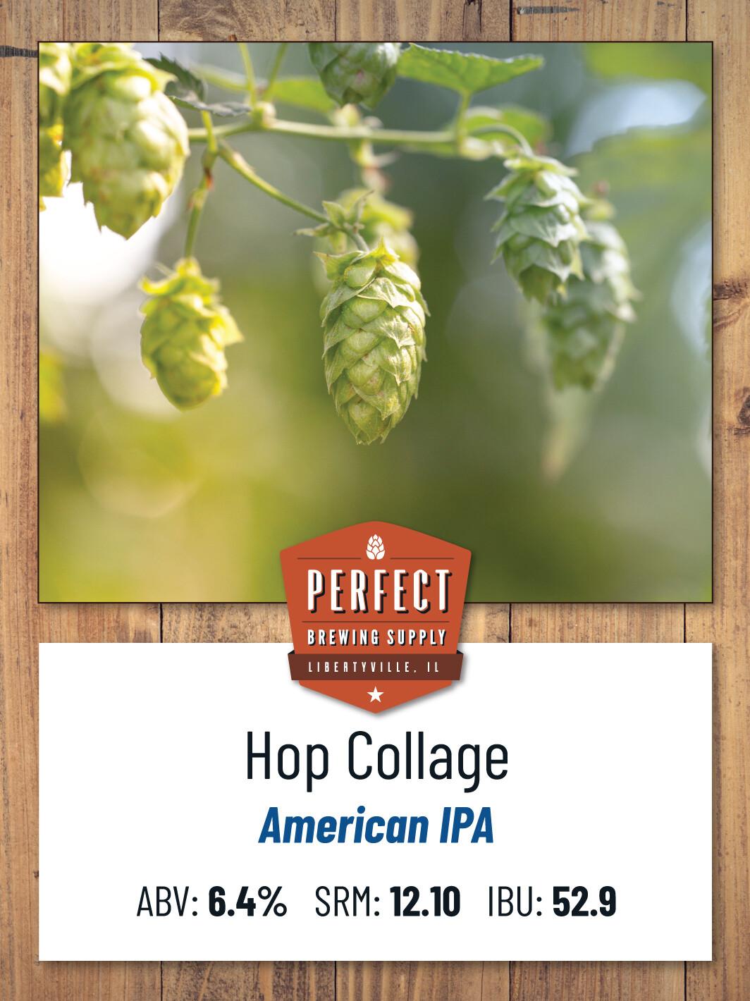 Hop Collage IPA- PBS Kit **ALL GRAIN**