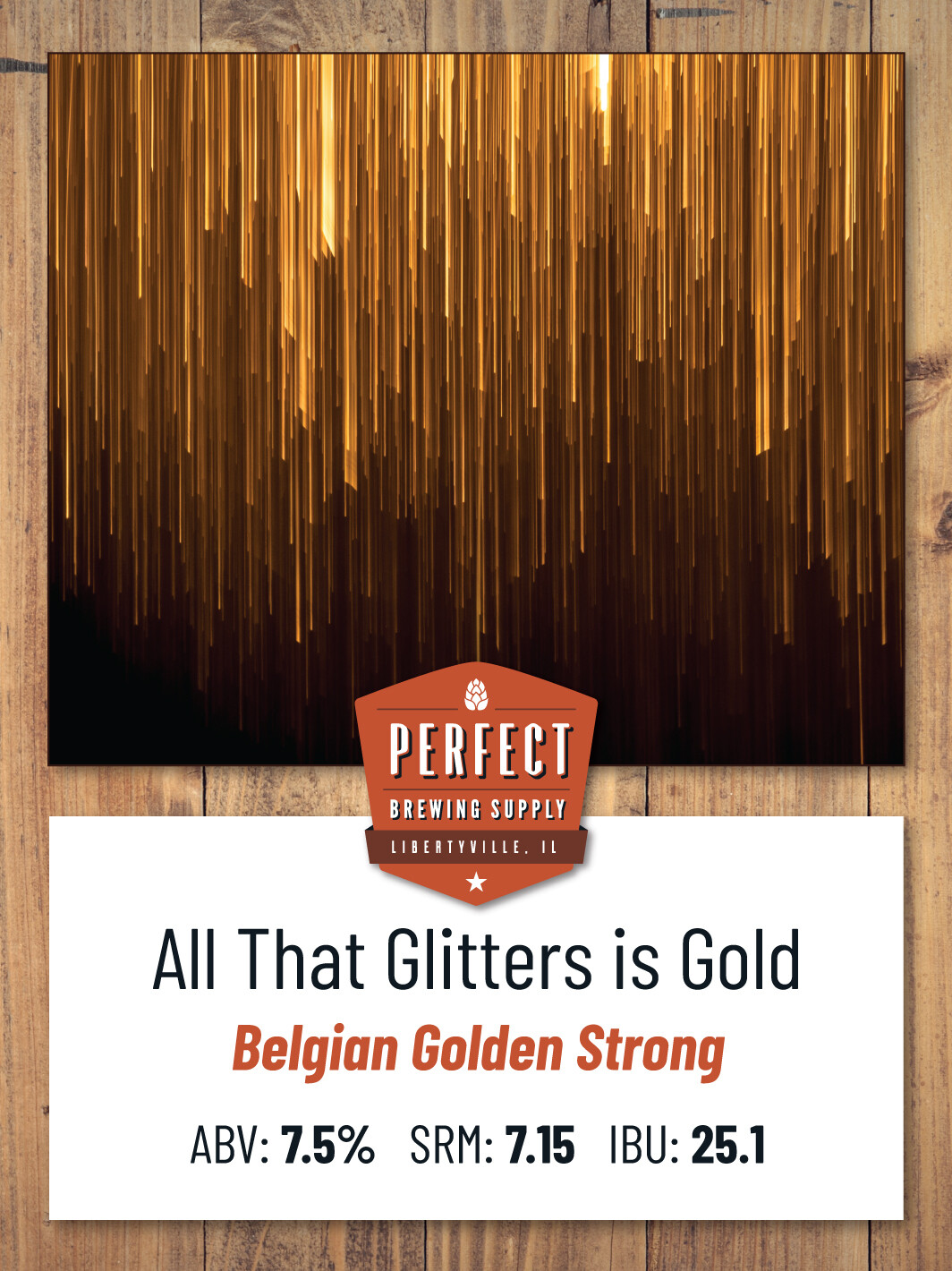 All That Glitters is Gold - PBS Kit