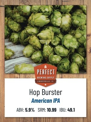 Hop Burster IPA - PBS Kit Extract