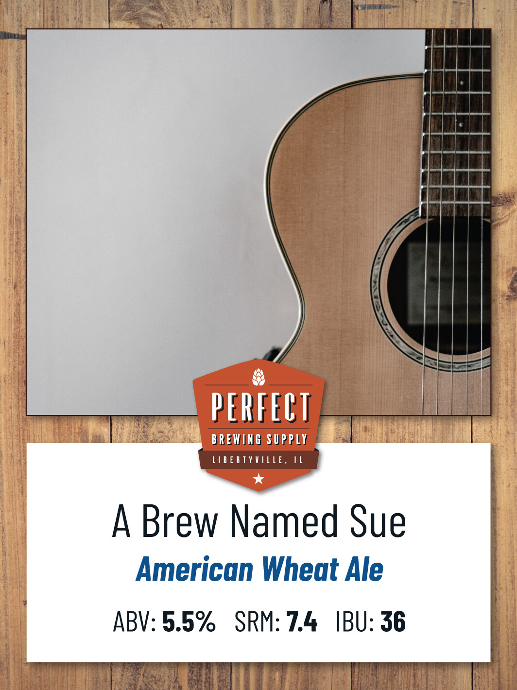 A Brew Named Sue-PBS Kit