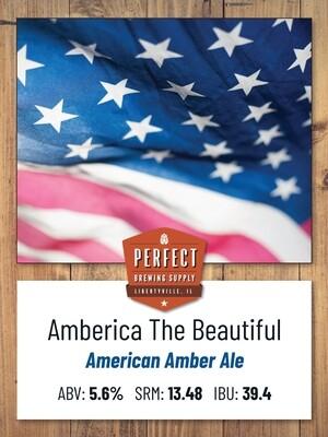 Amberica the Beautiful- PBS Kit **ALL GRAIN**