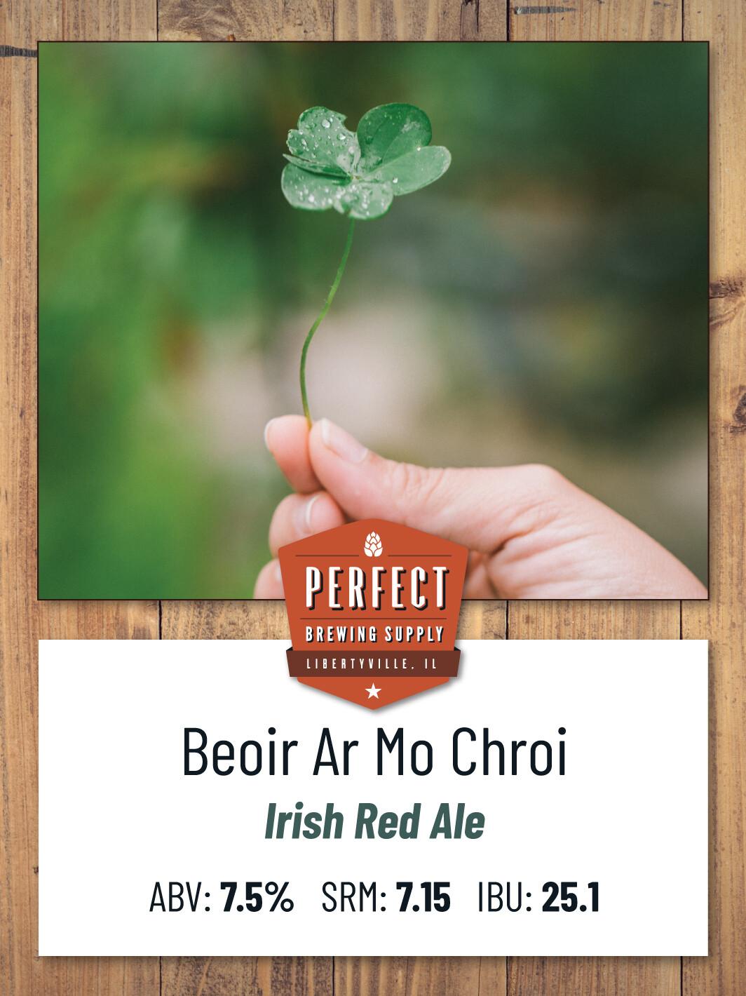 Beoir Ar Mo Chroi-PBS Kit **ALL GRAIN**
