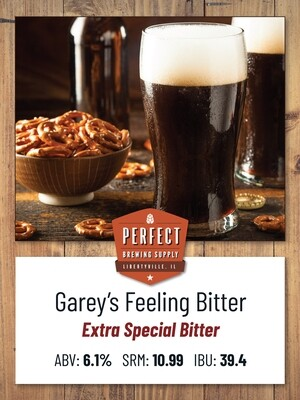Garey's Feeling Bitter- PBS Kit **ALL GRAIN**