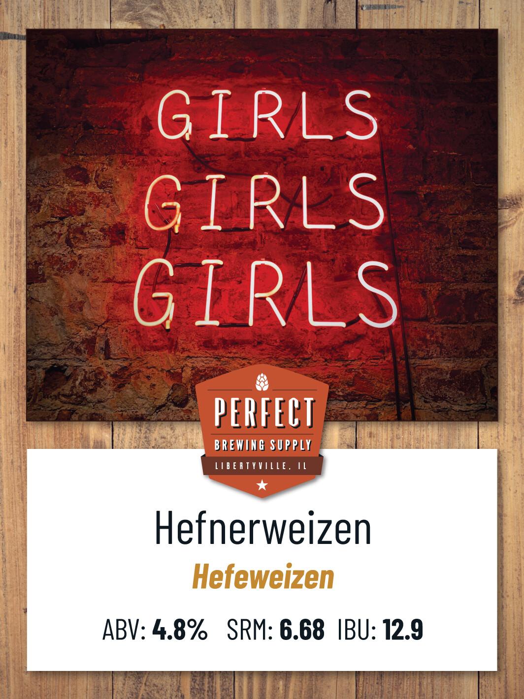 Hefnerweizen-PBS Kit **ALL GRAIN**