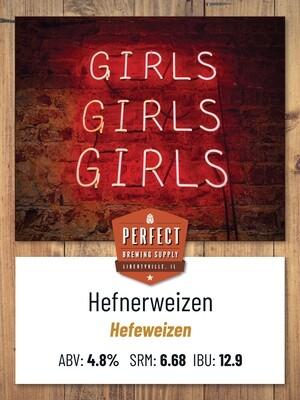Hefnerweizen - PBS Kit