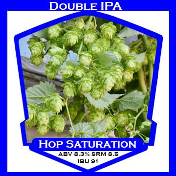Hop Saturation DIPA- PBS Kit **ALL GRAIN**