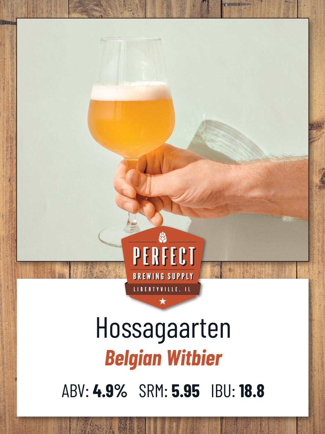 Hossagaarden-PBS Kit **ALL GRAIN**