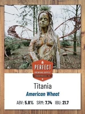 Titania - PBS Kit **ALL GRAIN**