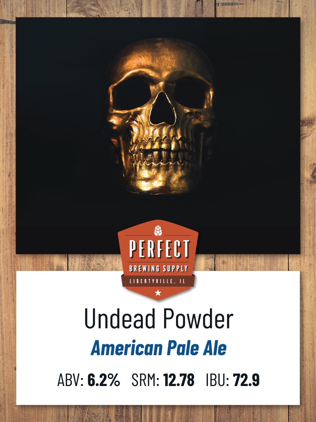 Undead Powder - PBS Kit **ALL GRAIN**
