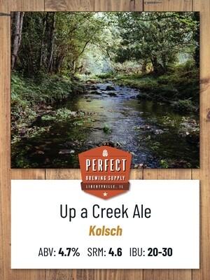 Up A Creek Ale- PBS Kit **ALL GRAIN**