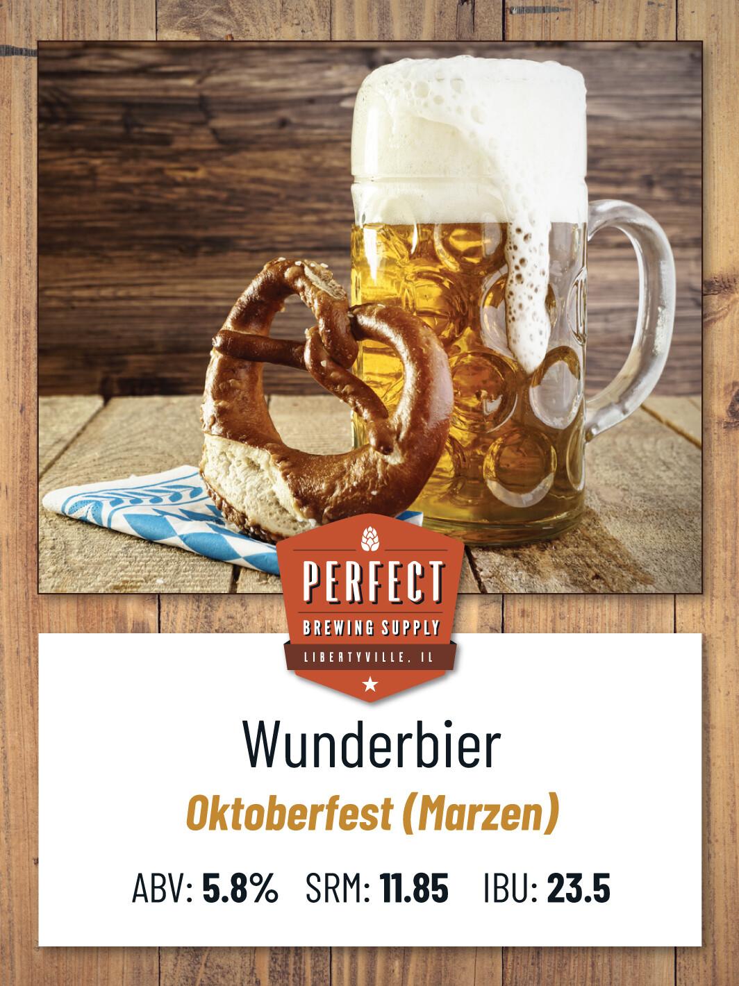 Wunderbier- PBS Kit **ALL GRAIN**