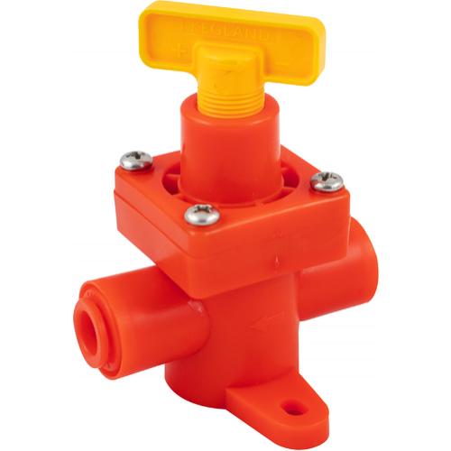 Blowtie Diaphragm Spunding Valve / Adjustable