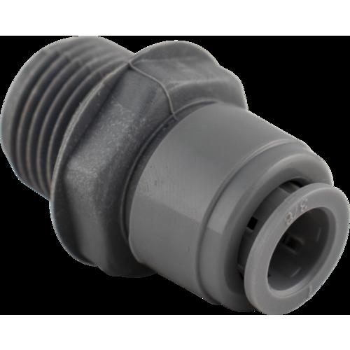 Duotight 9.5mm (3/8) x 1/2 inch Male BSP