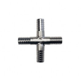 Stainless Steel Cross 3/8