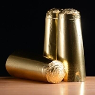 Champagne Foils- Gold, 100 ct.