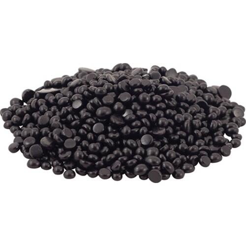 Black Bottle Wax Beads 1 lb.