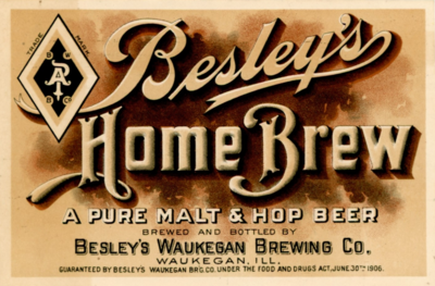 Besley's Homebrew Festival Ticket