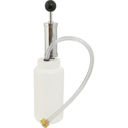 Kegerator Cleaning Pump/Jar Assembly
