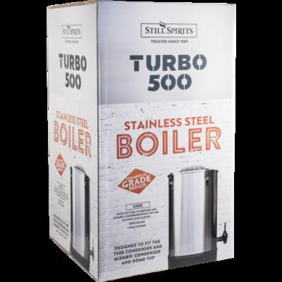 Turbo 500 Boiler