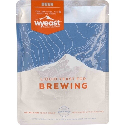 WY3056 Bavarian Wheat Blend