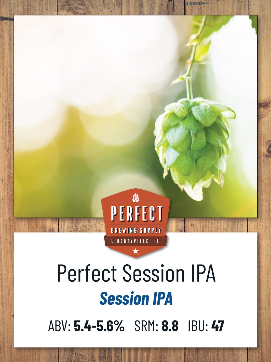Perfect Session IPA- PBS Kit