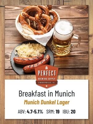 Breakfast In Munich Dunkel Lager