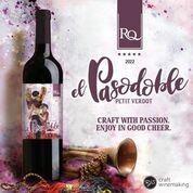 RQ 2022 El Pasadoble Wine Kit