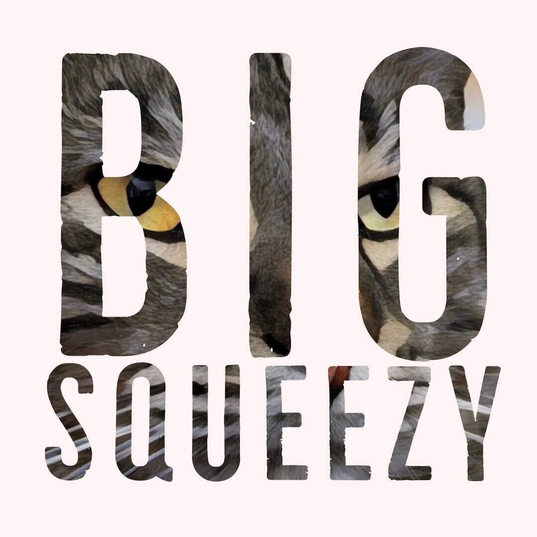 Big Squeezy Whole Bean Coffee 1 lb