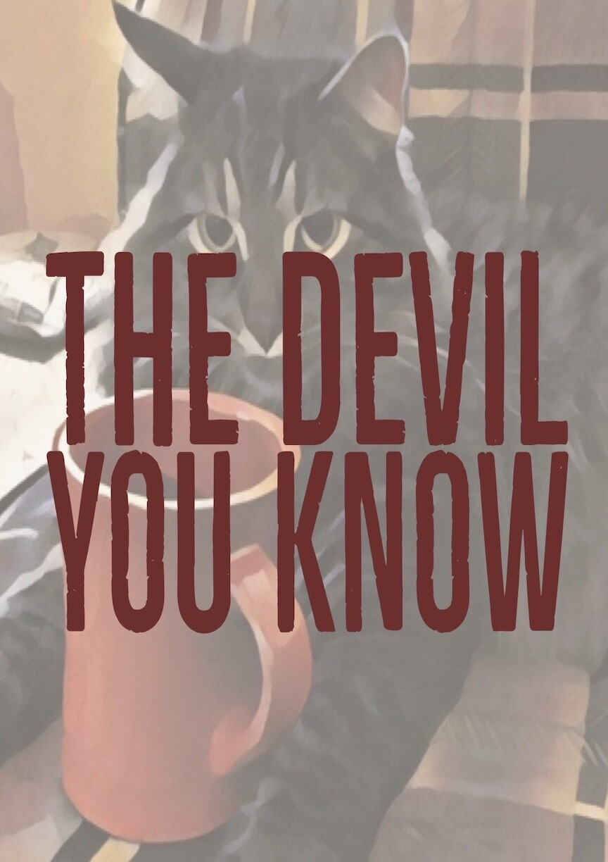 The Devil You Know Coffee Beans 1lb