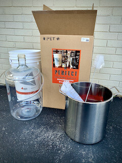 PBS Homebrewers Starter Kit / 5 Gallon