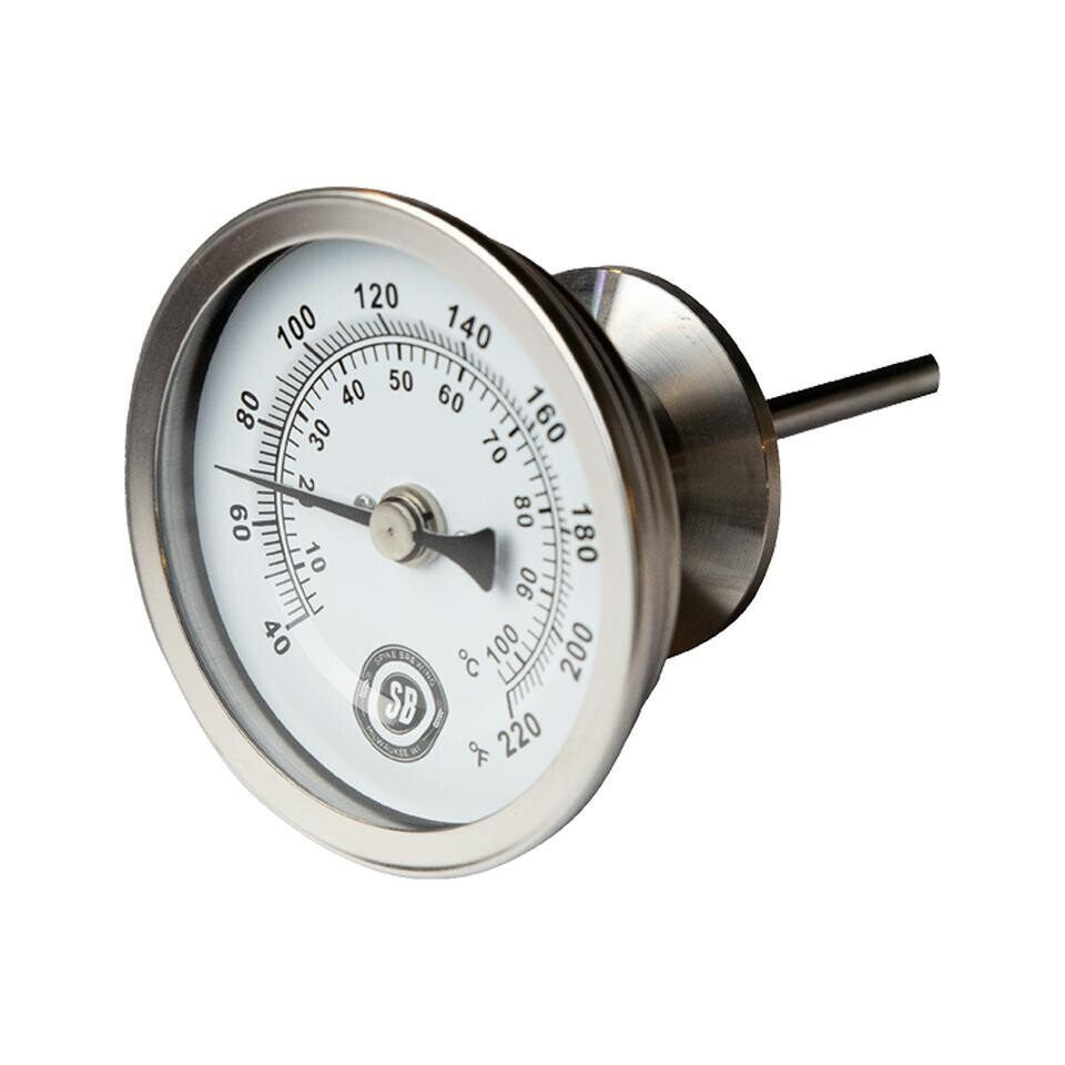 Spike Tri-Clamp Thermometer