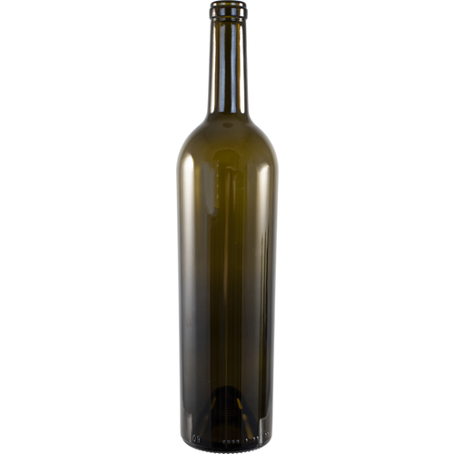 750 ML Green Wine Bottles