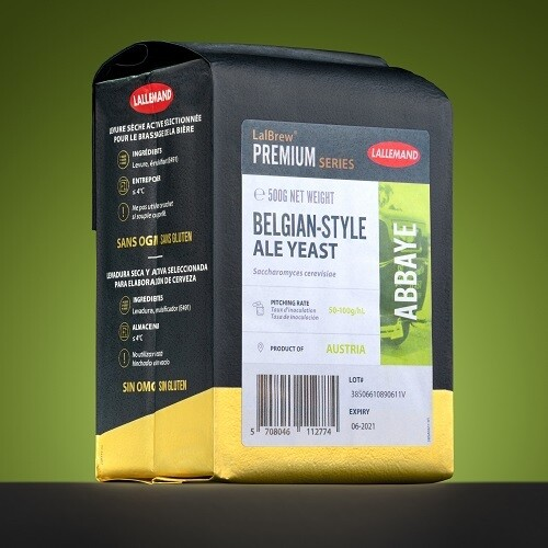 Lallemand Belgian Style Ale Yeast (Abbaye)