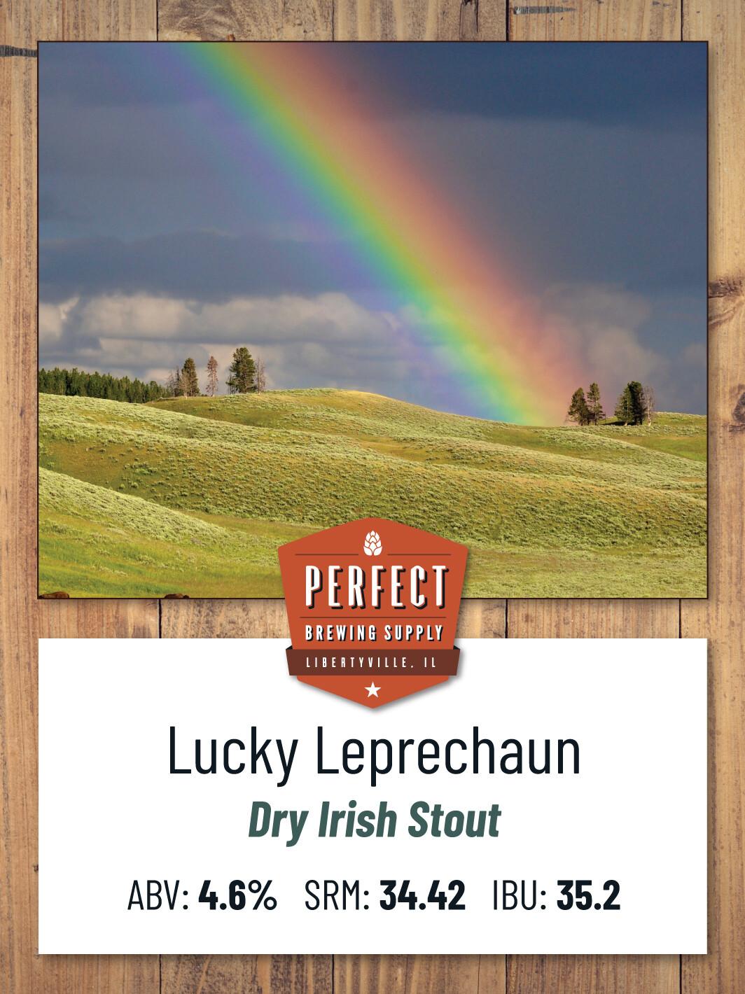 Lucky Leprechaun PBS Kit **ALL GRAIN**