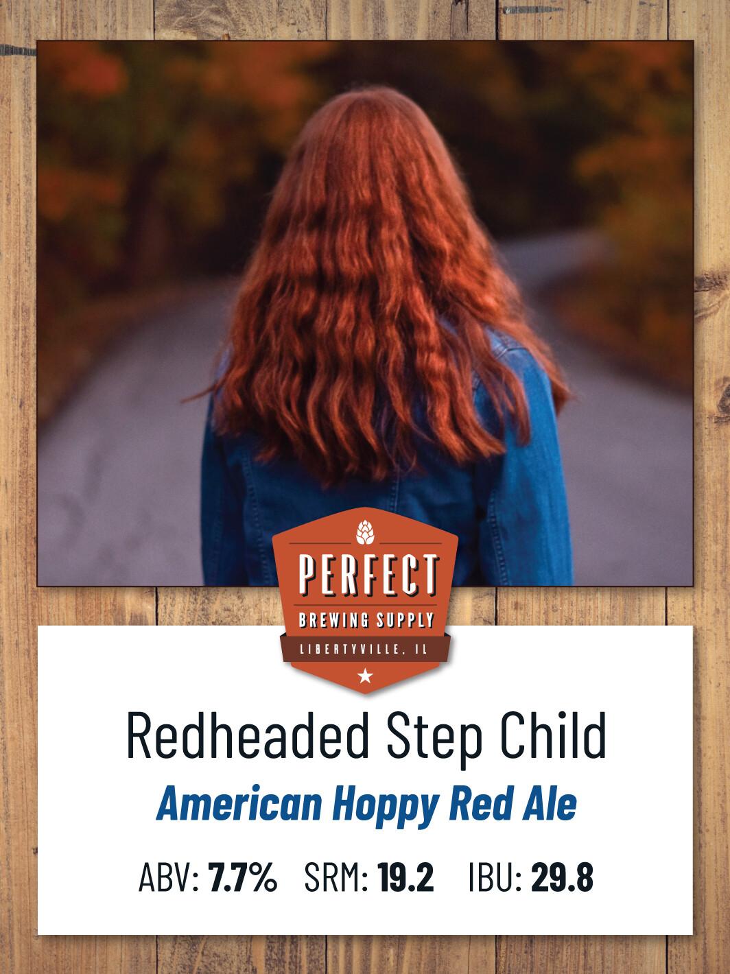 Redheaded Stepchild- PBS Kit **ALL GRAIN**