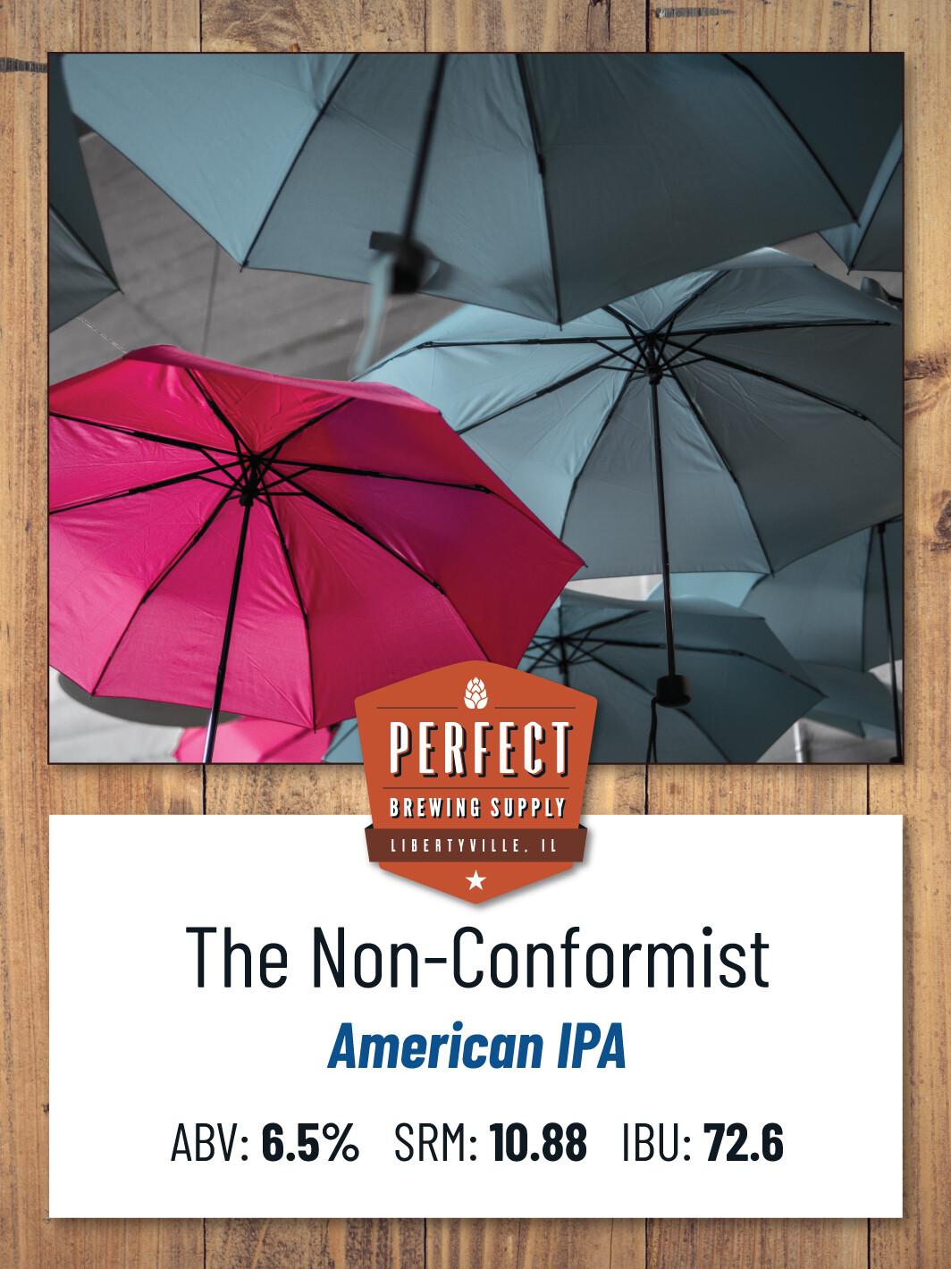 Non-Conformist IPA- PBS Kit **ALL GRAIN**