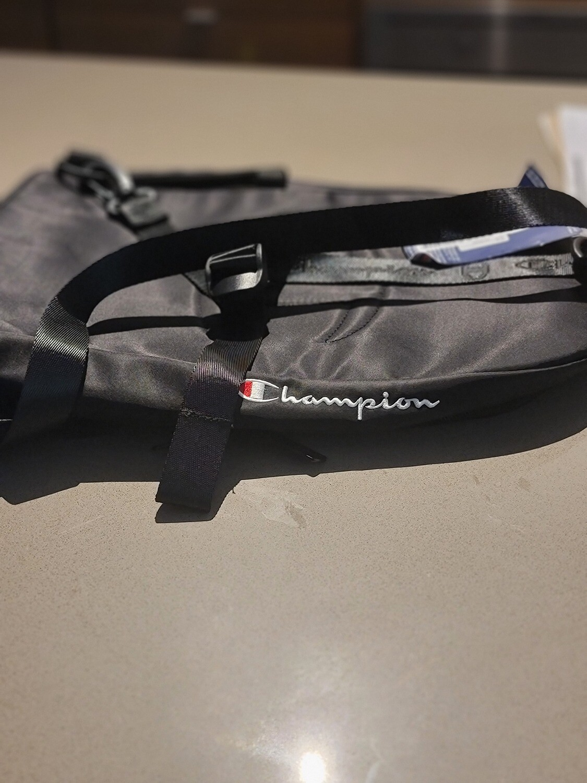 Champion - Black Cadet Mini Crossover - Back Pack