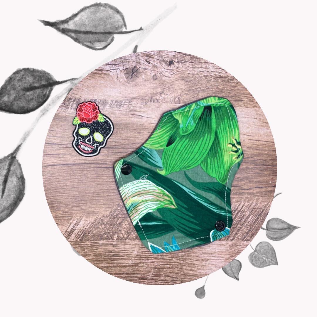 Protège slip savane vert