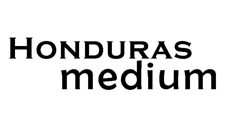 Honduras Medium 12 oz.